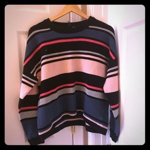 H&M colorful sweater